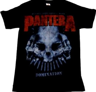 PANTERA「DOMINATION」Tシャツ<img class='new_mark_img2' src='//img.shop-pro.jp/img/new/icons52.gif' style='border:none;display:inline;margin:0px;padding:0px;width:auto;' />