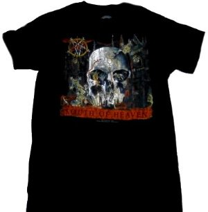 SLAYER「SOUTH OF HEAVEN」Tシャツ