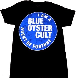 BLUE OYSTER CULT「Agents of Fortune」Tシャツ<img class='new_mark_img2' src='//img.shop-pro.jp/img/new/icons52.gif' style='border:none;display:inline;margin:0px;padding:0px;width:auto;' />