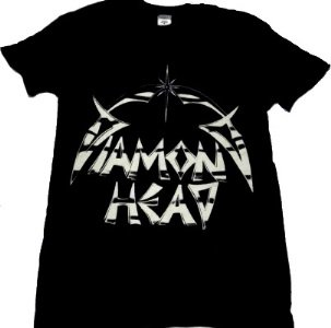DIAMOND HEAD「LOGO」Tシャツ<img class='new_mark_img2' src='//img.shop-pro.jp/img/new/icons52.gif' style='border:none;display:inline;margin:0px;padding:0px;width:auto;' />