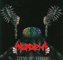 MURDIENA「TITAN OF TERROR」CD