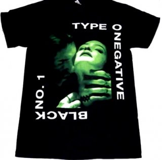 TYPE O NEGATIVE「BLACK NO.1」Tシャツ<img class='new_mark_img2' src='//img.shop-pro.jp/img/new/icons52.gif' style='border:none;display:inline;margin:0px;padding:0px;width:auto;' />