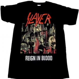 SLAYER「REIGN IN BLOOD」Tシャツ<img class='new_mark_img2' src='//img.shop-pro.jp/img/new/icons52.gif' style='border:none;display:inline;margin:0px;padding:0px;width:auto;' />
