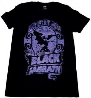 BLACK SABBATH「LORD OF THIS WORLD」Tシャツ<img class='new_mark_img2' src='//img.shop-pro.jp/img/new/icons52.gif' style='border:none;display:inline;margin:0px;padding:0px;width:auto;' />