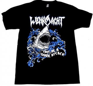 WEHRMACHT「FAST AS A SHARK」Tシャツ