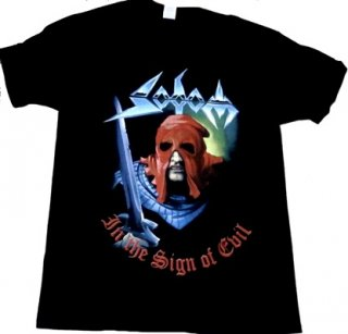 SODOM「IN THE SIGN OF EVIL」Tシャツ<img class='new_mark_img2' src='//img.shop-pro.jp/img/new/icons52.gif' style='border:none;display:inline;margin:0px;padding:0px;width:auto;' />