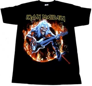 IRON MAIDEN「LIVE FEAR」Tシャツ<img class='new_mark_img2' src='//img.shop-pro.jp/img/new/icons52.gif' style='border:none;display:inline;margin:0px;padding:0px;width:auto;' />