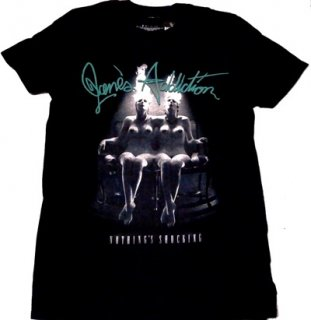 JANE'S ADDICTION「Nothings Shocking」Tシャツ<img class='new_mark_img2' src='//img.shop-pro.jp/img/new/icons52.gif' style='border:none;display:inline;margin:0px;padding:0px;width:auto;' />