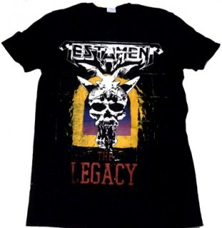 TESTAMENT「LEGACY」Tシャツ<img class='new_mark_img2' src='//img.shop-pro.jp/img/new/icons52.gif' style='border:none;display:inline;margin:0px;padding:0px;width:auto;' />