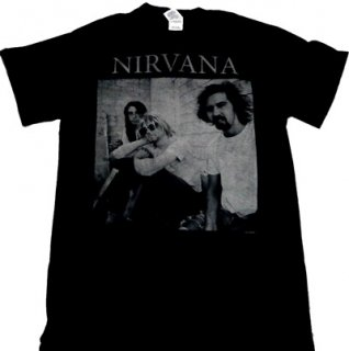 NIRVANA「MEMBER」Tシャツ<img class='new_mark_img2' src='//img.shop-pro.jp/img/new/icons11.gif' style='border:none;display:inline;margin:0px;padding:0px;width:auto;' />