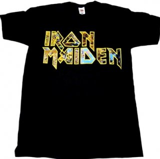 IRON MAIDEN「EDDIE LOGO」Tシャツ<img class='new_mark_img2' src='//img.shop-pro.jp/img/new/icons52.gif' style='border:none;display:inline;margin:0px;padding:0px;width:auto;' />