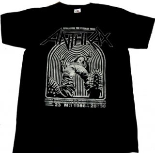 ANTHRAX「SPEADING THE DISEASE VINTAGE」Tシャツ<img class='new_mark_img2' src='//img.shop-pro.jp/img/new/icons52.gif' style='border:none;display:inline;margin:0px;padding:0px;width:auto;' />