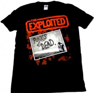 THE EXPLOITED��PUNKS NOT DEAD��T�����<img class='new_mark_img2' src='http://www.no-remorse.info/img/new/icons11.gif' style='border:none;display:inline;margin:0px;padding:0px;width:auto;' />