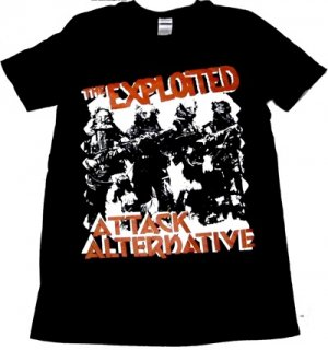 THE EXPLOITED��ATTACK��T�����<img class='new_mark_img2' src='http://www.no-remorse.info/img/new/icons11.gif' style='border:none;display:inline;margin:0px;padding:0px;width:auto;' />