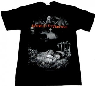 AVENGED SEVENFOLD「SWEET SCREAM」Tシャツ<img class='new_mark_img2' src='//img.shop-pro.jp/img/new/icons11.gif' style='border:none;display:inline;margin:0px;padding:0px;width:auto;' />