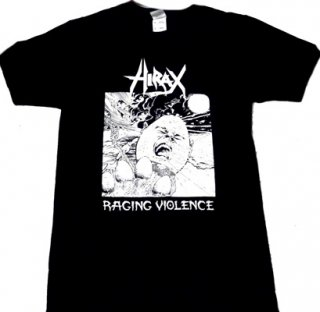 HIRAX「RAGING VIOLENCE」Tシャツ<img class='new_mark_img2' src='//img.shop-pro.jp/img/new/icons52.gif' style='border:none;display:inline;margin:0px;padding:0px;width:auto;' />