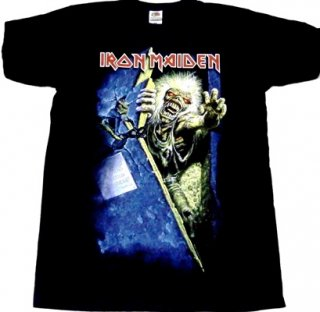 IRON MAIDEN「NO PLAYER FOR THE DYING」Tシャツ<img class='new_mark_img2' src='//img.shop-pro.jp/img/new/icons52.gif' style='border:none;display:inline;margin:0px;padding:0px;width:auto;' />