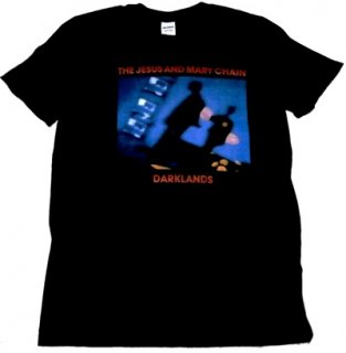 THE JESUS AND MARY CHAIN「DARKLANDS」Tシャツ