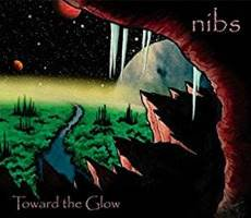 nibs「Toward the Glow」CD<img class='new_mark_img2' src='//img.shop-pro.jp/img/new/icons11.gif' style='border:none;display:inline;margin:0px;padding:0px;width:auto;' />