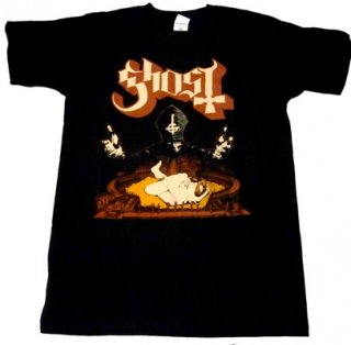 GHOST(B.C)「INFESTISSUMAM」Tシャツ<img class='new_mark_img2' src='//img.shop-pro.jp/img/new/icons52.gif' style='border:none;display:inline;margin:0px;padding:0px;width:auto;' />