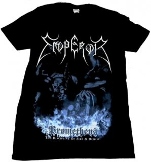 EMPEROR「PROMETHEUS」Tシャツ<img class='new_mark_img2' src='//img.shop-pro.jp/img/new/icons52.gif' style='border:none;display:inline;margin:0px;padding:0px;width:auto;' />