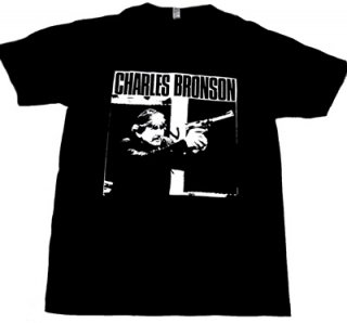 CHARLES BRONSON「TOUGH GUY」Tシャツ<img class='new_mark_img2' src='//img.shop-pro.jp/img/new/icons52.gif' style='border:none;display:inline;margin:0px;padding:0px;width:auto;' />