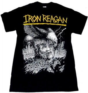 IRON REAGAN「TRUMP EAGLE」Tシャツ<img class='new_mark_img2' src='//img.shop-pro.jp/img/new/icons52.gif' style='border:none;display:inline;margin:0px;padding:0px;width:auto;' />