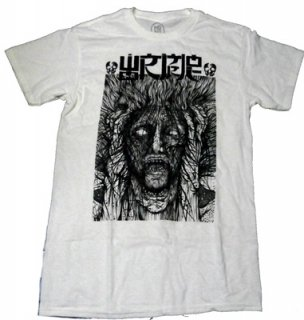 WORMROT「VOICES」Tシャツ<img class='new_mark_img2' src='//img.shop-pro.jp/img/new/icons52.gif' style='border:none;display:inline;margin:0px;padding:0px;width:auto;' />