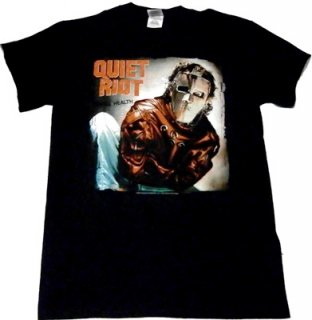 QUIET RIOT「MENTAL HEALTH」Tシャツ<img class='new_mark_img2' src='//img.shop-pro.jp/img/new/icons52.gif' style='border:none;display:inline;margin:0px;padding:0px;width:auto;' />