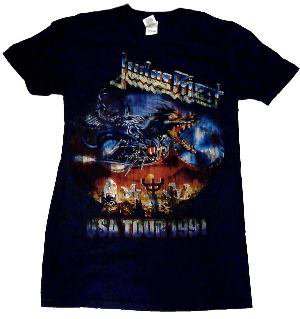 JUDAS PRIEST「USA TOUR 1991」Tシャツ<img class='new_mark_img2' src='//img.shop-pro.jp/img/new/icons52.gif' style='border:none;display:inline;margin:0px;padding:0px;width:auto;' />