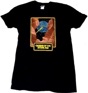 QUEENS OF THE STONE AGE「CANYON」Tシャツ<img class='new_mark_img2' src='//img.shop-pro.jp/img/new/icons11.gif' style='border:none;display:inline;margin:0px;padding:0px;width:auto;' />