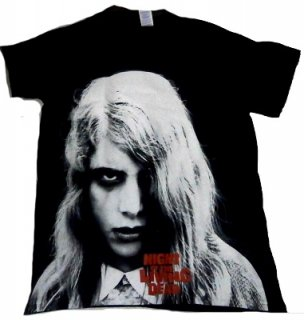 NIGHT OF THE LIVING DEAD「KYRA」Tシャツ<img class='new_mark_img2' src='//img.shop-pro.jp/img/new/icons11.gif' style='border:none;display:inline;margin:0px;padding:0px;width:auto;' />