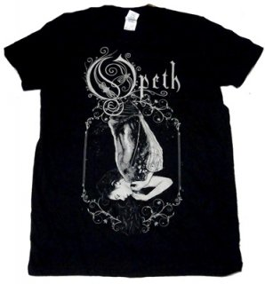 OPETH「CHRYSALIS」Tシャツ<img class='new_mark_img2' src='//img.shop-pro.jp/img/new/icons52.gif' style='border:none;display:inline;margin:0px;padding:0px;width:auto;' />