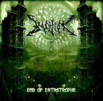 BASILISK「END OF CATASTROPHE」CD