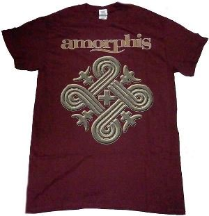 AMORPHIS「RED CLOUD DIAMOND」Tシャツ<img class='new_mark_img2' src='//img.shop-pro.jp/img/new/icons52.gif' style='border:none;display:inline;margin:0px;padding:0px;width:auto;' />