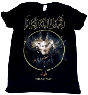 BEHEMOTH「THE SATANIST」Tシャツ<img class='new_mark_img2' src='//img.shop-pro.jp/img/new/icons52.gif' style='border:none;display:inline;margin:0px;padding:0px;width:auto;' />