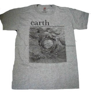 Earth「A Bureaucratic Desire for Extra Capsular Extraction」Tシャツ<img class='new_mark_img2' src='//img.shop-pro.jp/img/new/icons52.gif' style='border:none;display:inline;margin:0px;padding:0px;width:auto;' />