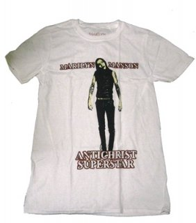 MARILYN MANSON「ANTICHRIST SUPERSTAR」Tシャツ<img class='new_mark_img2' src='//img.shop-pro.jp/img/new/icons11.gif' style='border:none;display:inline;margin:0px;padding:0px;width:auto;' />