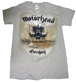 MOTORHEAD「AFTERSHOCK」Tシャツ<img class='new_mark_img2' src='//img.shop-pro.jp/img/new/icons11.gif' style='border:none;display:inline;margin:0px;padding:0px;width:auto;' />