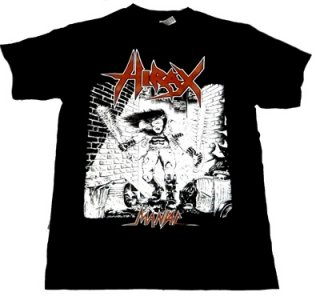 HIRAX「MANIAC」Tシャツ<img class='new_mark_img2' src='//img.shop-pro.jp/img/new/icons34.gif' style='border:none;display:inline;margin:0px;padding:0px;width:auto;' />
