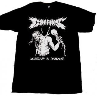 COFFINS「MORTUARY IN DARKNESS」Tシャツ<img class='new_mark_img2' src='//img.shop-pro.jp/img/new/icons11.gif' style='border:none;display:inline;margin:0px;padding:0px;width:auto;' />