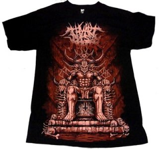 THY ART IS MURDER「KING OF HELL」Tシャツ<img class='new_mark_img2' src='//img.shop-pro.jp/img/new/icons52.gif' style='border:none;display:inline;margin:0px;padding:0px;width:auto;' />