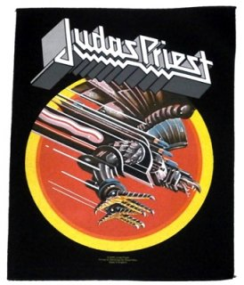 JUDAS PRIEST「Screaming for Vengeance」布バックパッチ<img class='new_mark_img2' src='//img.shop-pro.jp/img/new/icons52.gif' style='border:none;display:inline;margin:0px;padding:0px;width:auto;' />