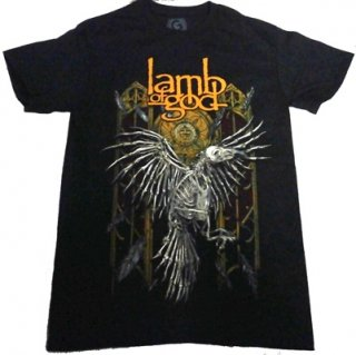 LAMB OF GOD「CROW」Tシャツ<img class='new_mark_img2' src='//img.shop-pro.jp/img/new/icons11.gif' style='border:none;display:inline;margin:0px;padding:0px;width:auto;' />