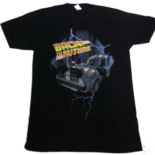 BACK TO THE FUTURE「LIGHTNING」Tシャツ<img class='new_mark_img2' src='//img.shop-pro.jp/img/new/icons11.gif' style='border:none;display:inline;margin:0px;padding:0px;width:auto;' />