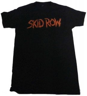 SKID ROW「LOGO」Tシャツ<img class='new_mark_img2' src='//img.shop-pro.jp/img/new/icons11.gif' style='border:none;display:inline;margin:0px;padding:0px;width:auto;' />