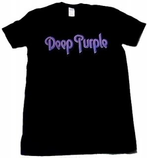 DEEP PURPLE「LOGO」Tシャツ<img class='new_mark_img2' src='//img.shop-pro.jp/img/new/icons11.gif' style='border:none;display:inline;margin:0px;padding:0px;width:auto;' />