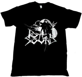 ROTTEN SOUND「CYCLES」Tシャツ<img class='new_mark_img2' src='//img.shop-pro.jp/img/new/icons52.gif' style='border:none;display:inline;margin:0px;padding:0px;width:auto;' />