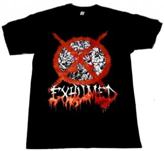 EXHUMED「NECROTIZED」Tシャツ<img class='new_mark_img2' src='//img.shop-pro.jp/img/new/icons11.gif' style='border:none;display:inline;margin:0px;padding:0px;width:auto;' />