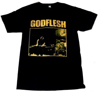 GODFLESH「SLATEMAN」Tシャツ<img class='new_mark_img2' src='//img.shop-pro.jp/img/new/icons52.gif' style='border:none;display:inline;margin:0px;padding:0px;width:auto;' />
